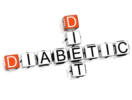 Diabetic Diet Crossword