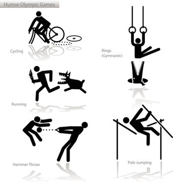 Humor olympic games - 1