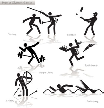Humor olympic games - 2