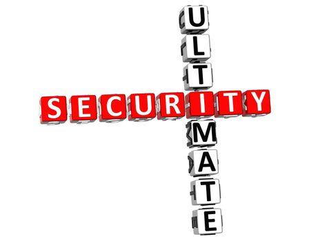 Ultimate Security Crossword