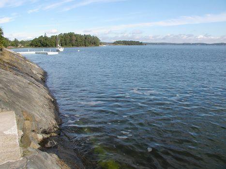 Lake, Stockholm