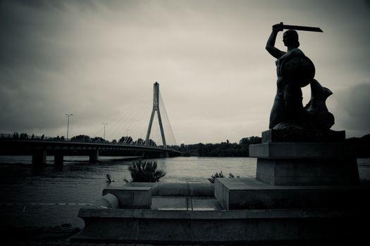 Warsaw siren