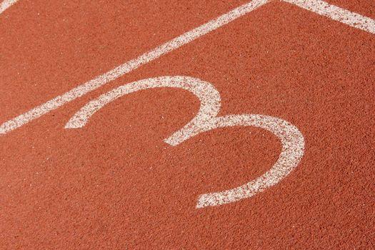 race track lane third detail sports concepts