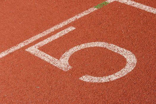 race track lane five detail sports concepts
