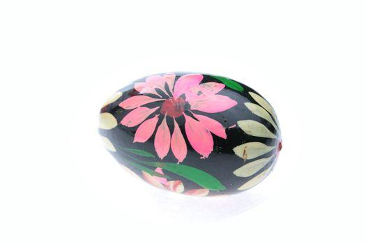 Easter egg isolated