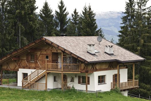 Traditional House in Tyrol