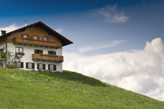 Rustical House in Tyrol