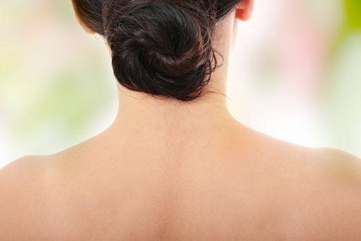 Female neck