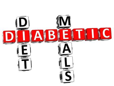 Diabetic Diet Meals Crossword