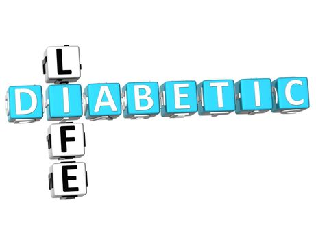 Diabetic Life Crossword