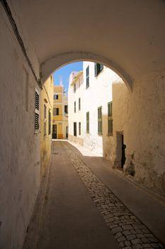 arch in Ciutadella