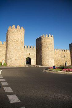 open castle road