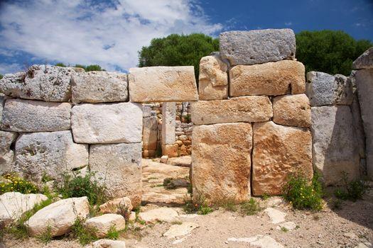 prehistoric entry