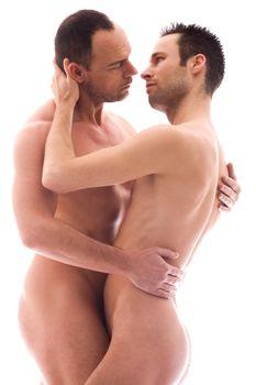 Erotic men couple