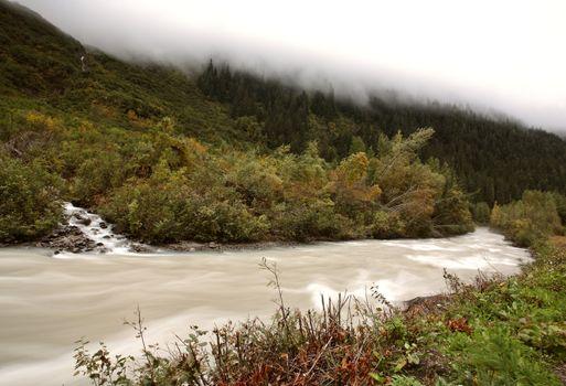 Argle Creek in British Columbia