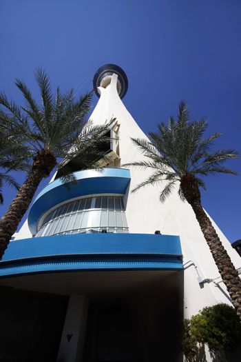 Stratosphere hotel tower