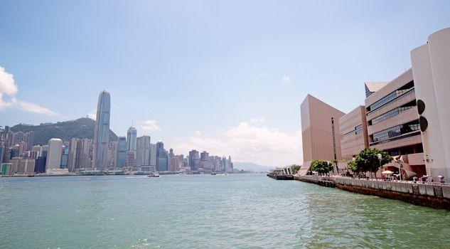 hongkong daytime