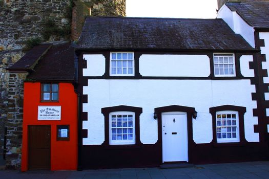 Smallest House in Britain