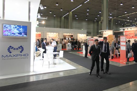 SMAU 2011, International tradeshow of business intelligence and information technology