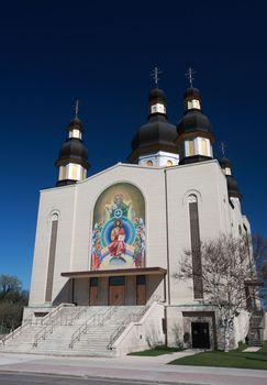 Ukranian Orthodox Church in Winnipeg