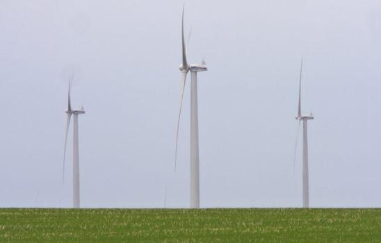 Electricity generating windmills