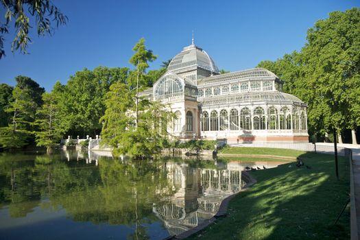Retiro crystal palace