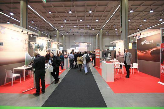 2011, International tradeshow of business intelligence and information technology