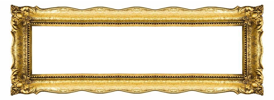 Wide Picture Frame