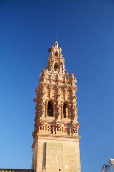 ceramics belfry of Jerez
