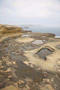 wet rock reef