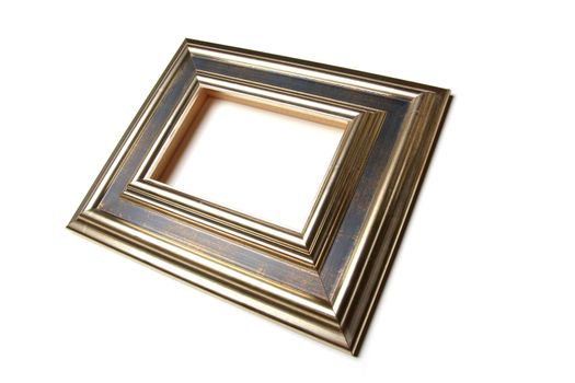 Frame in perspective