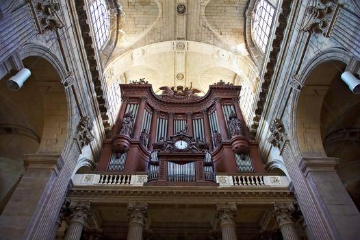 Wooden Organ
