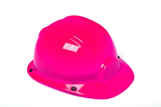 construction helmet or hard hat isolated on white background