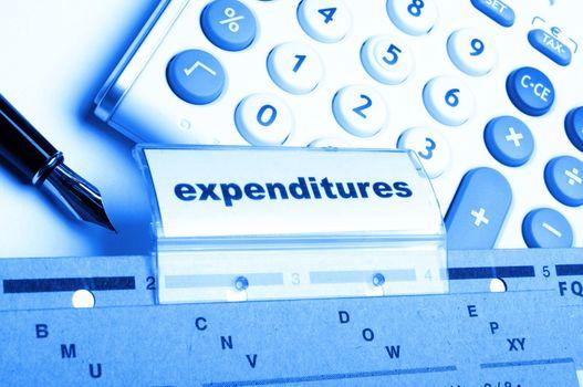 expenditures