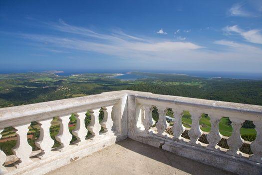 Menorca balcony