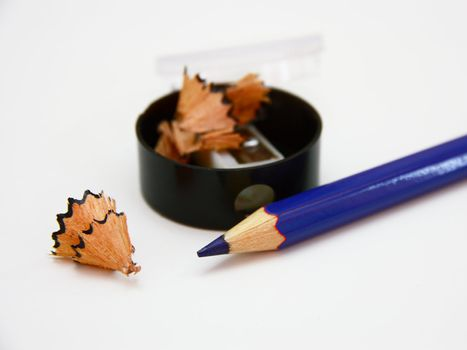 Keen pencil. Just sharpened.