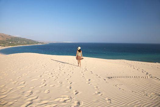 walking over Atlantic ocean