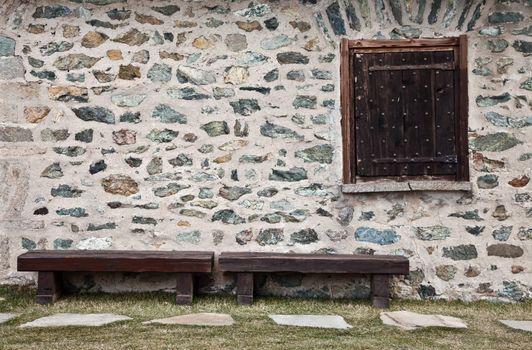 Mountain refuge - Italy - Dolomiti mountains