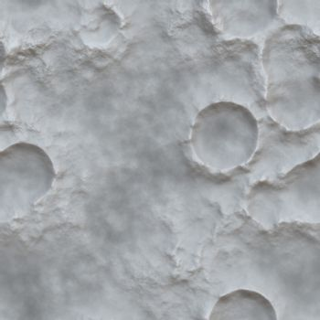A moon crater texture that tiles seamlessly as a pattern in any direction.