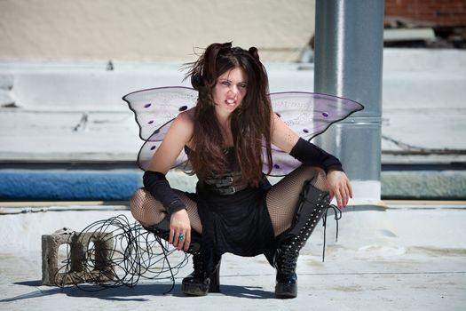 Annoyed Fairy