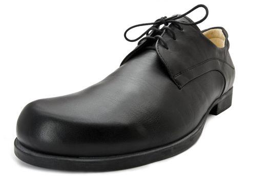 black business shoe