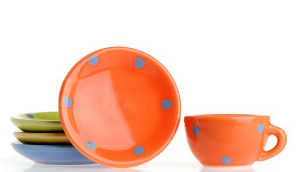set tableware