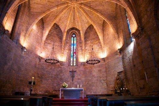 indoor Pals church