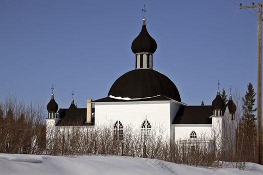 Ukranian Orthodox Church in Manitoba