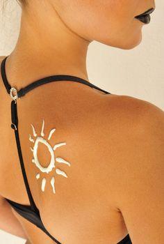 cream sun
