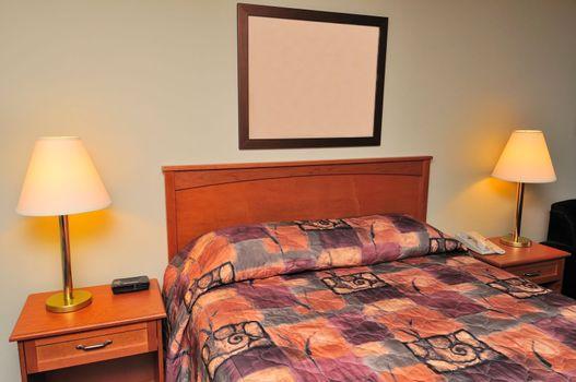 Generic lodging interiors