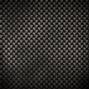 A super-detailed carbon fiber background.  At 100% the actual strands and fibers of the carbon cloth are even visible.