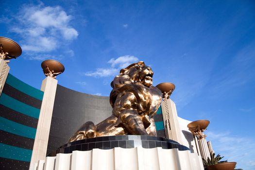 MGM Hotel Lion