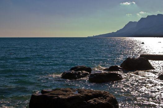 Crimea landscape