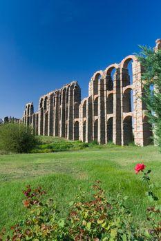 The Miracles' from Merida Aqueduct ( Emerita Augusta )